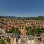 Drone Photo Curkva Sveta Troica